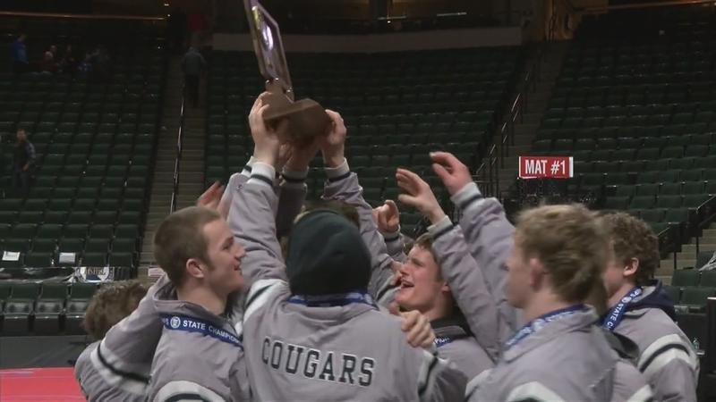 Section Wrestling: Reigning State Champs Earns Top Seedings in Sections