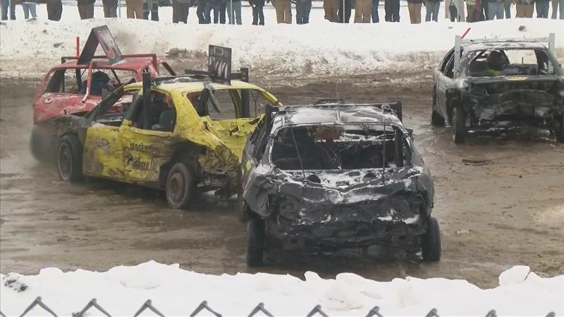 Smashing Cars for Cancer Research