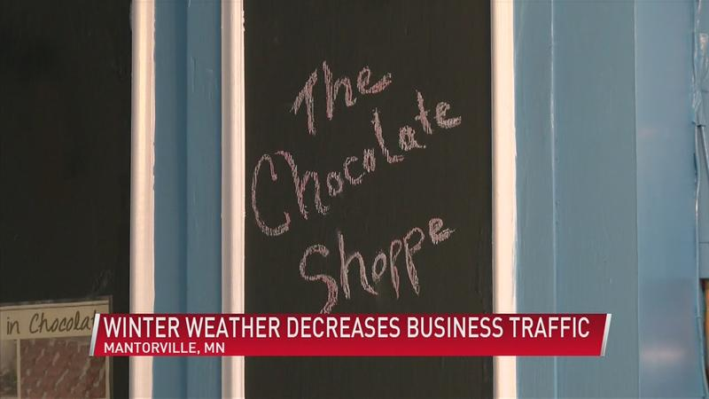 Winter Storms Impacting Area Businesses