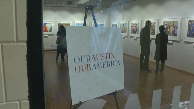 """Our Austin, Our America"" Captures City's Diversity"