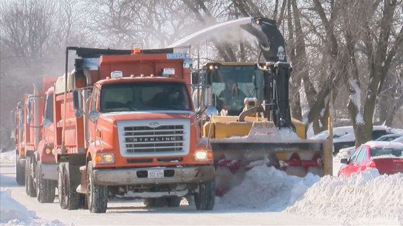 """Snowbirds"" Throw Wrench into Plowing City Streets"