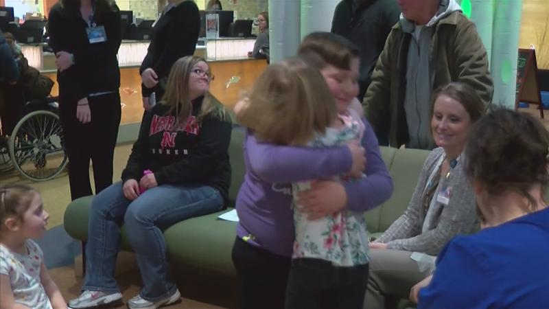 Byron Boy Celebrates Last Chemo Appointment