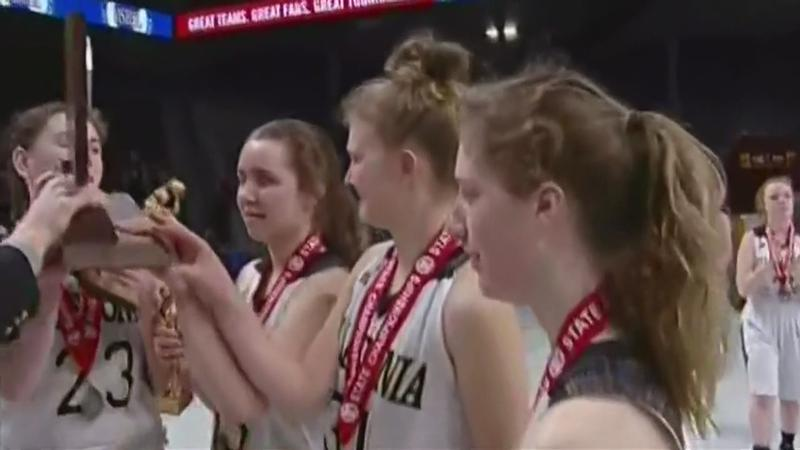Caledonia Falls in State Championship