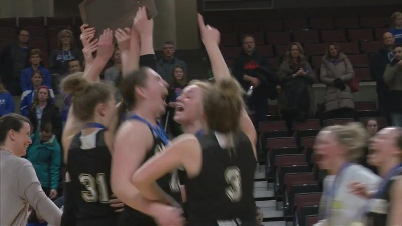 Caledonia Wins Overtime Thriller, Advances to State