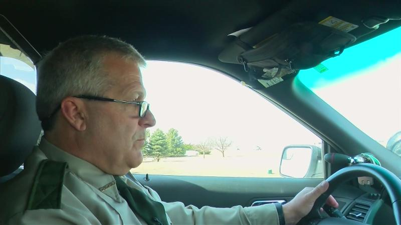 Cerro Gordo Sheriff Gets Recognized for Contributions to Community and College