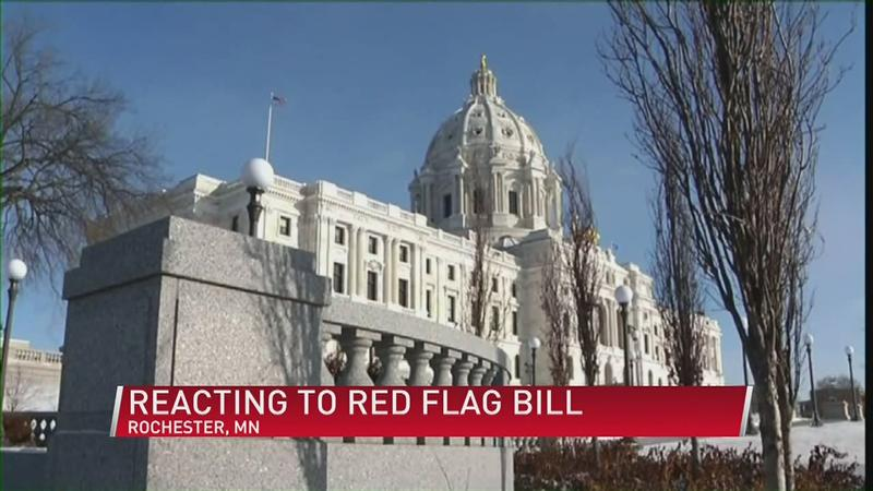 Reactions to the Red Flag Gun Bill