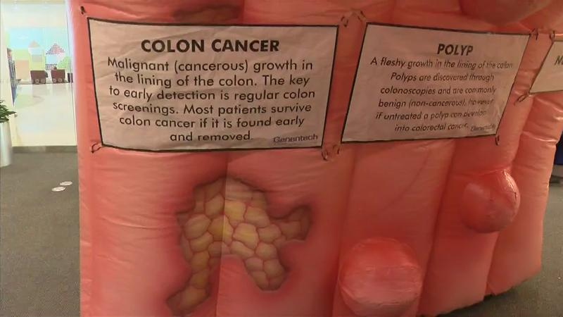 Strollin&#39 Colon Kicks Off Colorectal Cancer Awareness Month