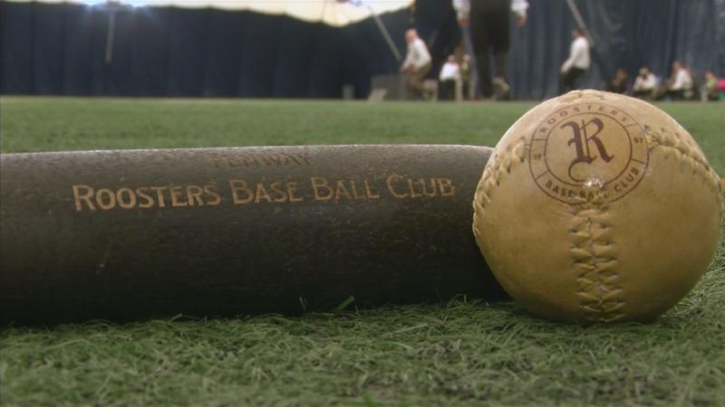 Vintage Base Ball is Back