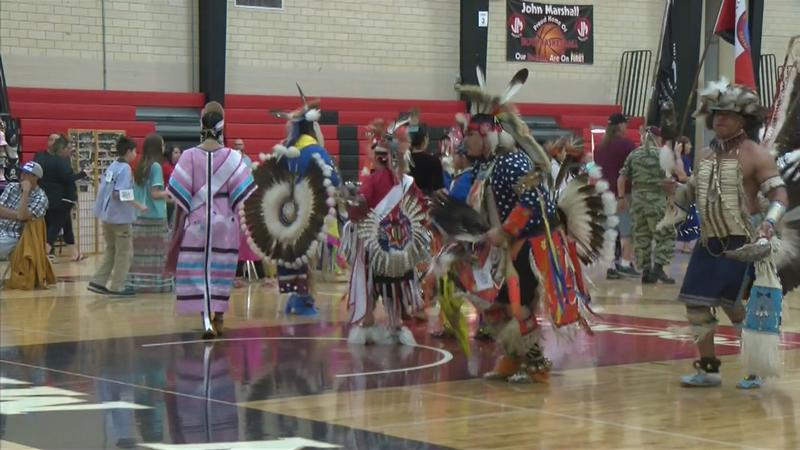 2nd Annual RPS Powwow Honors Students and Staff