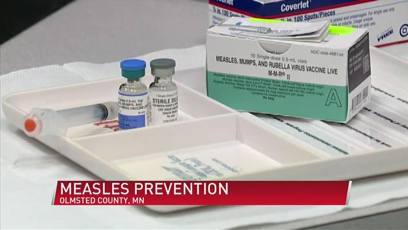 Local Health Officials React to NE Iowa Measles Cases