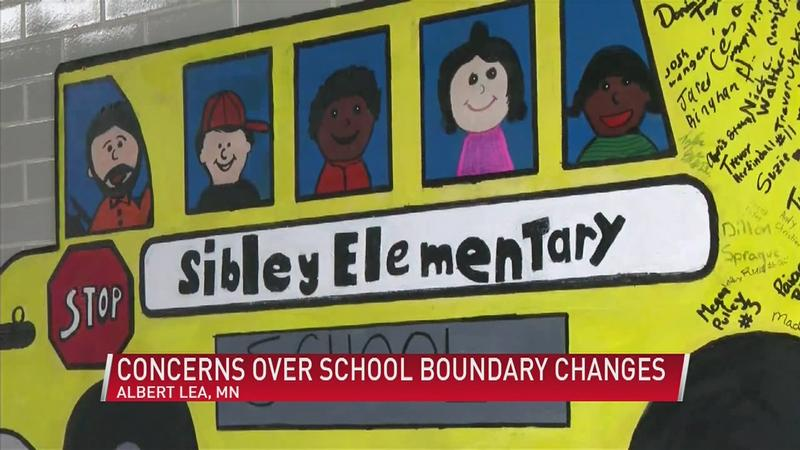 Parents Concerned About Albert Lea School Boundary Change