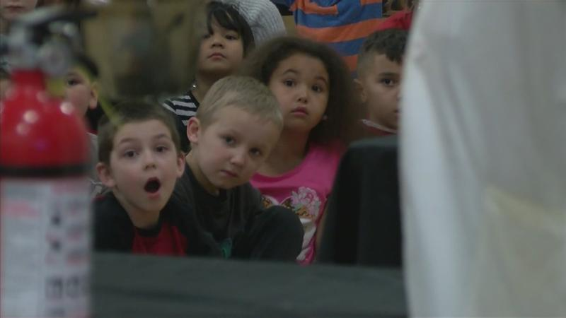 Weather Lab Visits Albert Lea Hawthorne Elementary