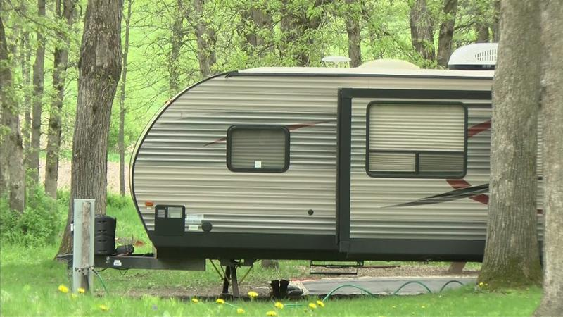 Campers Head Outdoors for Memorial Day Weekend