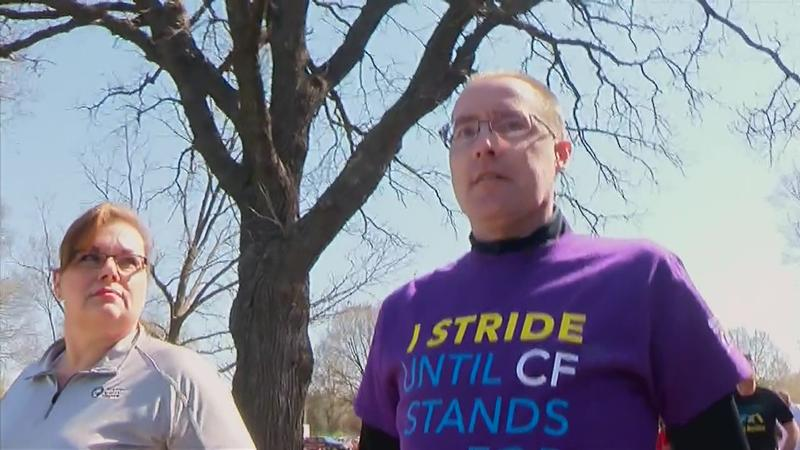 Great Strides Being Made in Treating Cystic Fibrosis