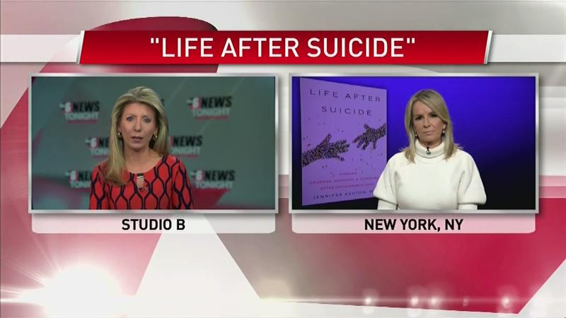 Interview with Dr. Ashton on Her Book Life After Suicide