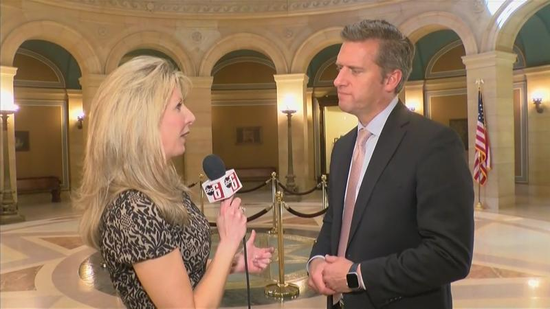 Live at 2019 End of Legislative Session with House Minority Leader Kurt Daudt