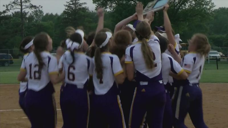 Rochester Lourdes Softball Heading to State for the First Time