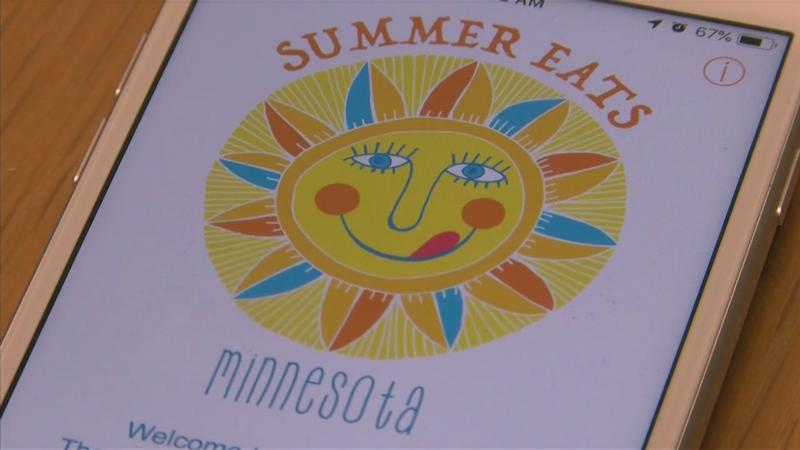 Addressing Summer Hunger with a Smart Phone App