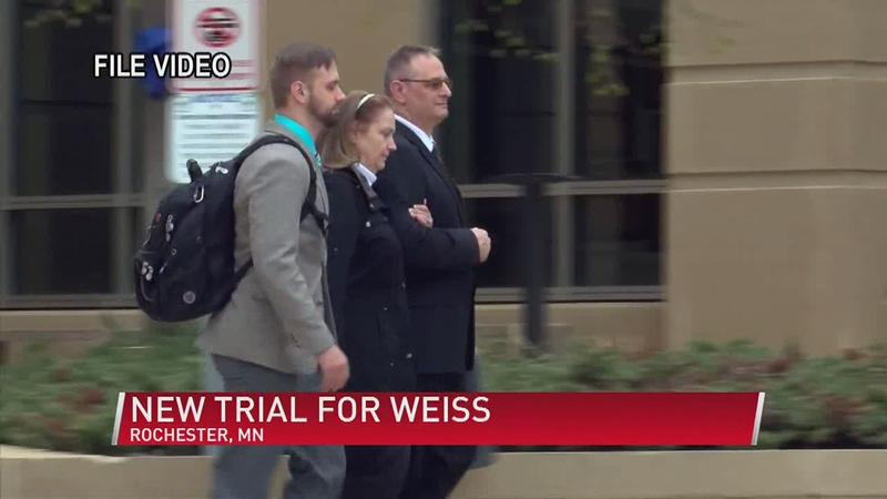 Alexander Weiss to be Retried on 2nd-Degree Murder Charge