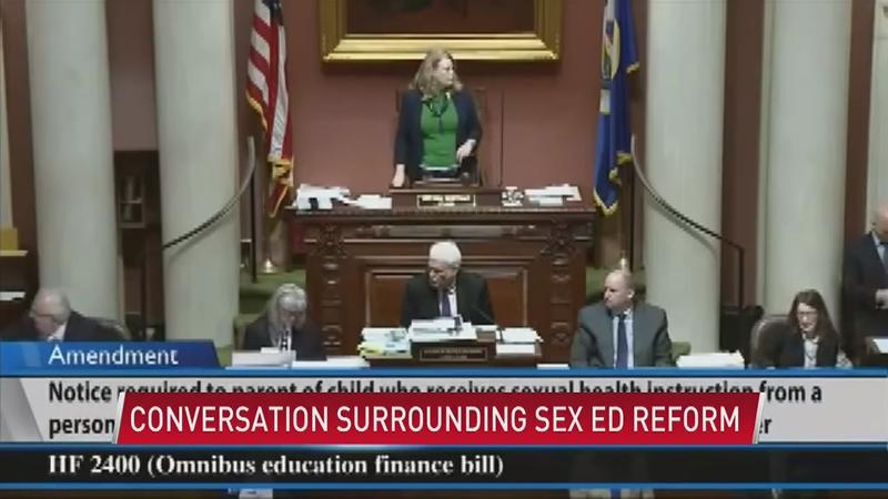 Comprehensive Sex Ed Legislation Part 1