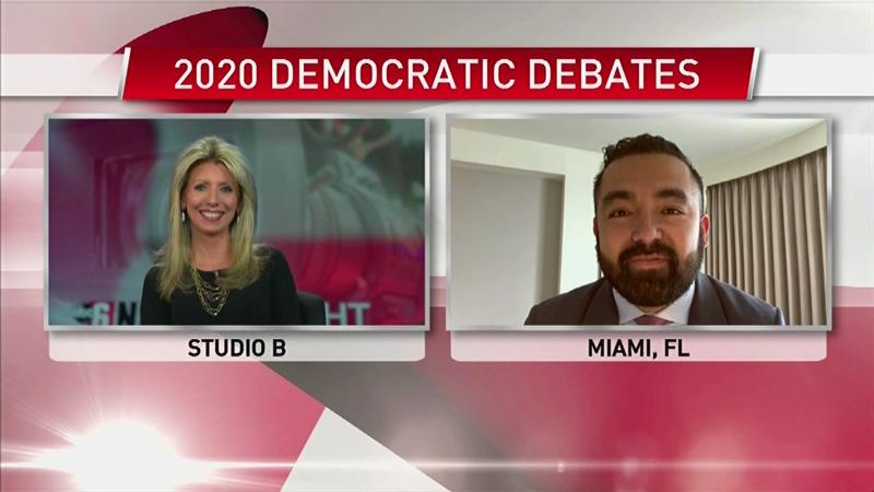 In-depth at 6:30: Behind the Debate Stage