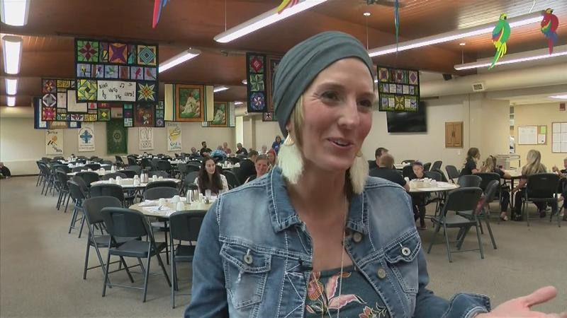 Kasson Woman Takes Brain Tumor Head-On at Relay For Life Fundraiser
