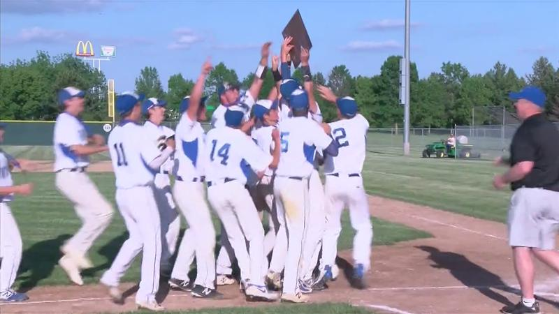 Local Baseball Teams Gear Up for State Tourney