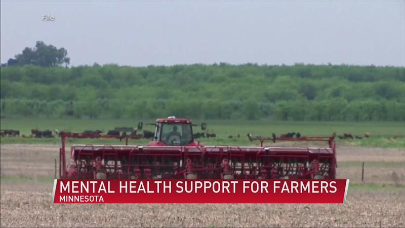 Mental Health Support on the Way as Farmers Play Catch-Up