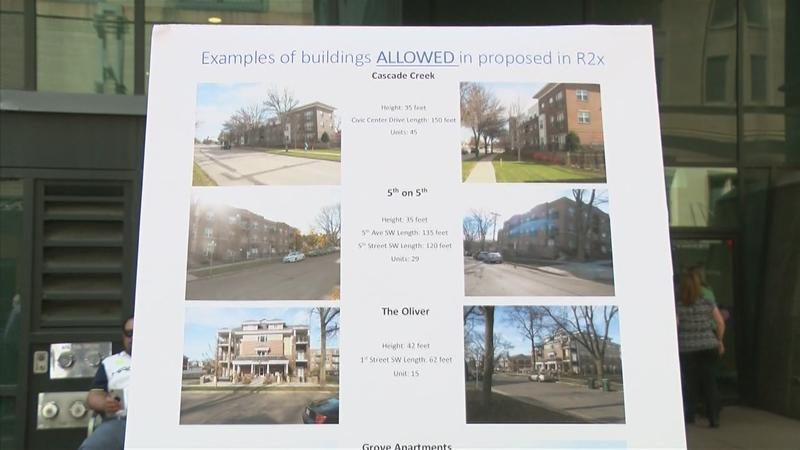 Rezoning Proposal Could Impact Thousands in Rochester