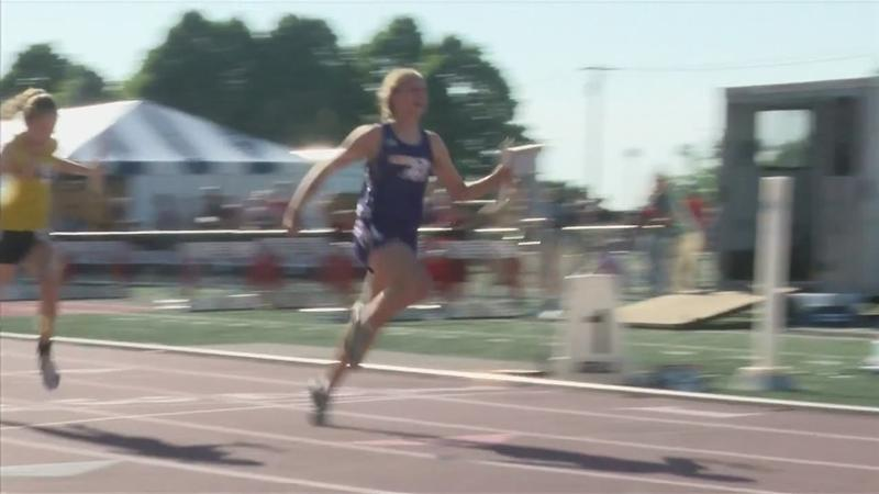 Several Local Athletes Take Home First at State Track & Field Meet