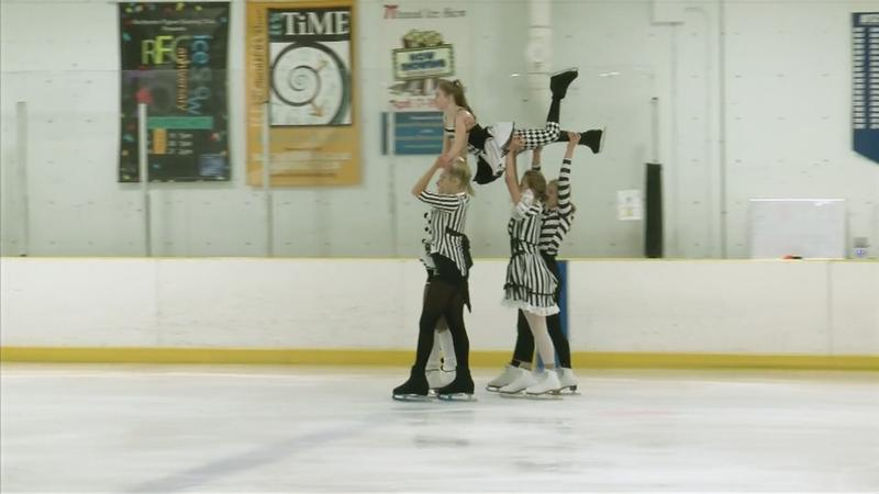 Theatre on Ice: The Road to Nationals