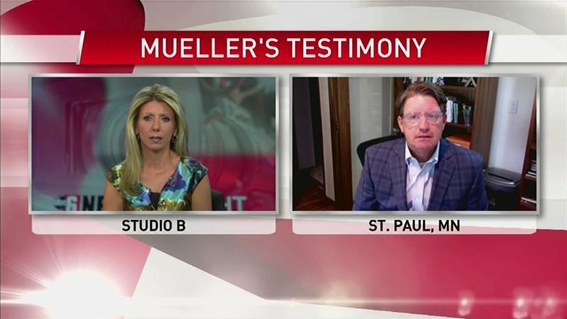 VIDEO: In-depth at 6:30: Robert Mueller's Testimony