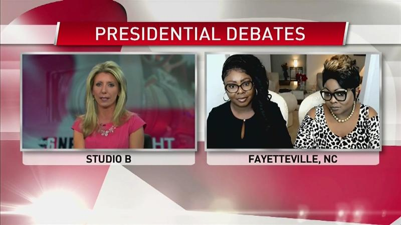 VIDEO: Presidential Debate Breakdown with Diamond and Silk