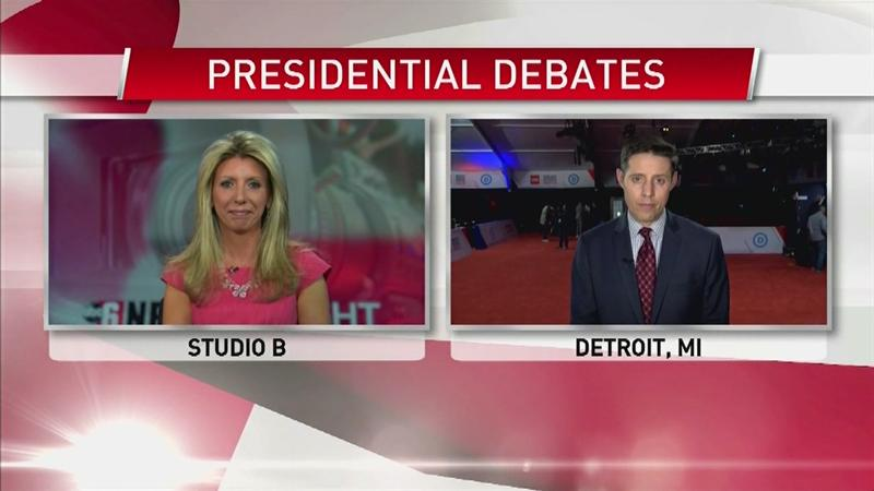 VIDEO: Presidential Debate Breakdown with Political Analyst