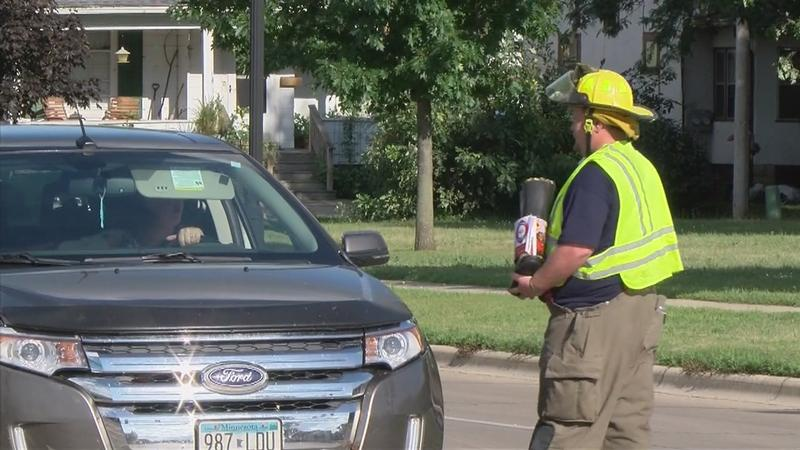Austin Fire Department Works to Fill The Boot