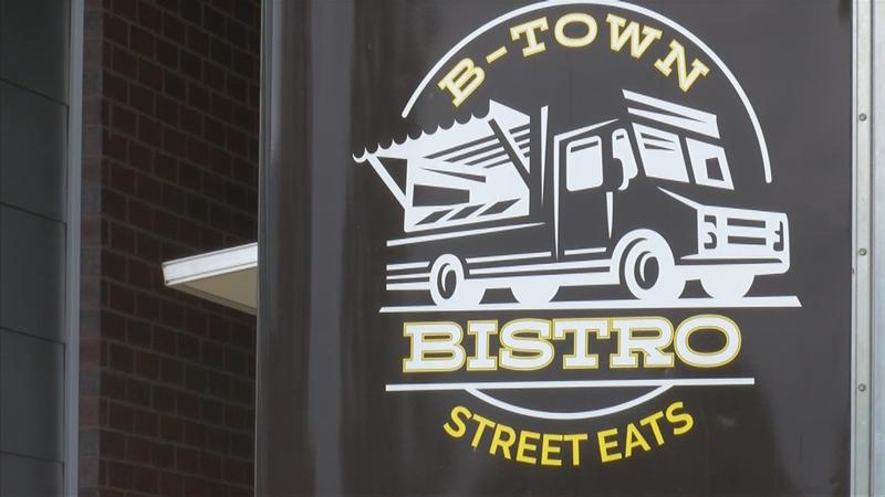 Byron Food Truck Rolls into Town in Time for School's Start