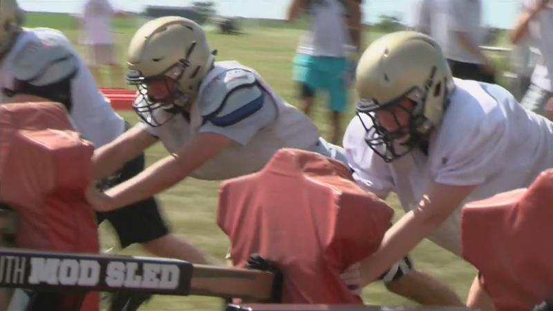 Caledonia Staying the Course