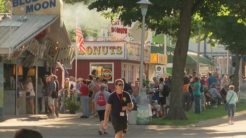 Opening Day of the Minnesota State Fair