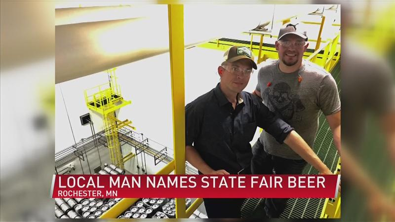 Rochester Man Names Summit Brewing Company's State Fair IPA