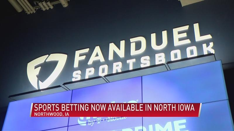 Sports Betting Debuts at Diamond Jo Casino