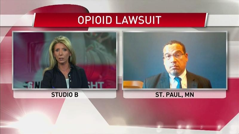 VIDEO: Minnesota AG Keith Ellison Speaks on Lawsuit Against Purdue Pharma