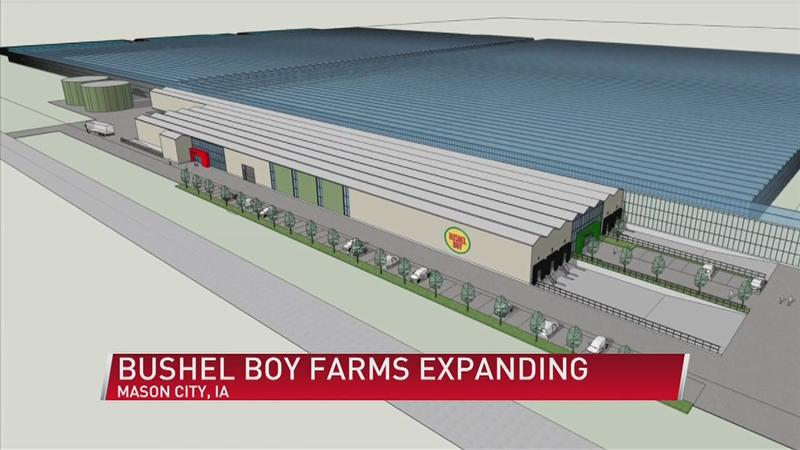 Bushel Boy Expands into Iowa