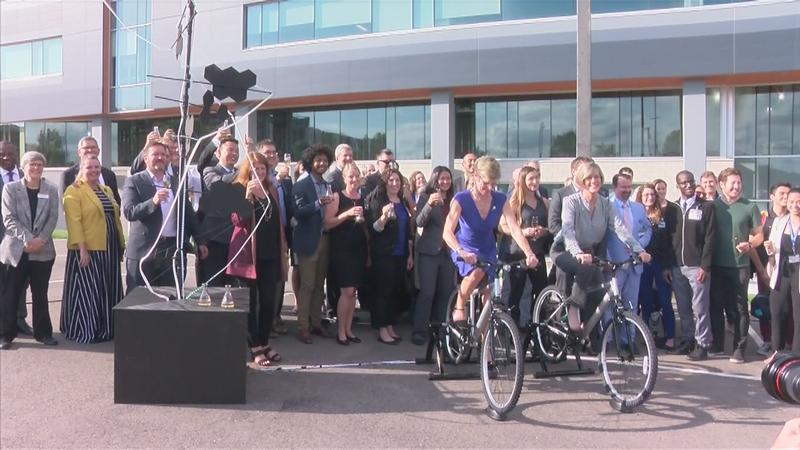 Community Celebrates Opening of One Discovery Square in Rochester