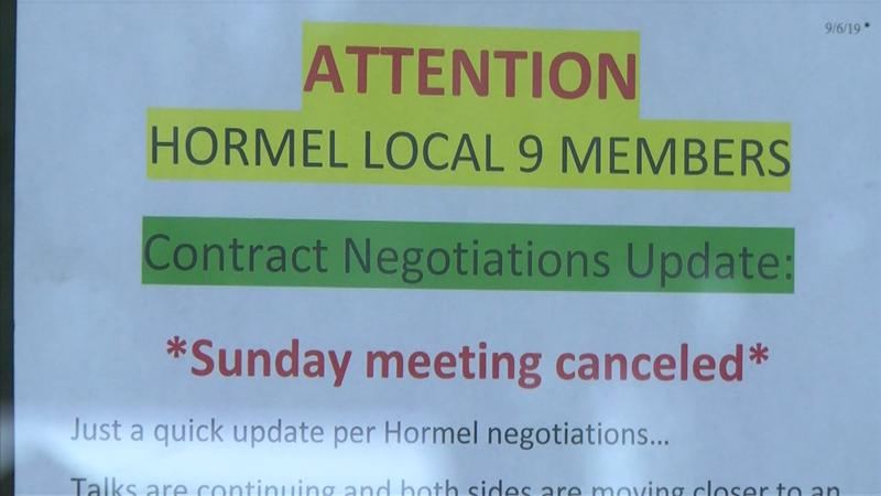 Hormel and Local 9 Return to the Table Monday