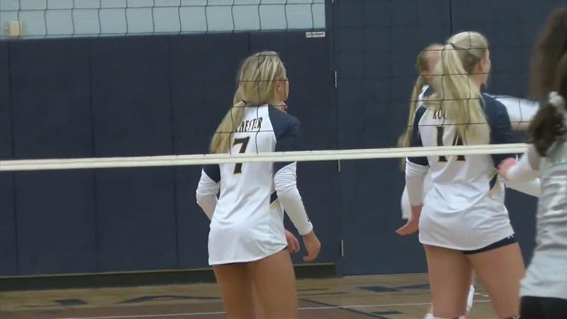 Local Volleyball Products Dominating at Next Level