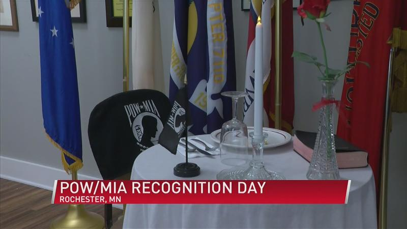 POW/MIA Recognition Day in Rochester