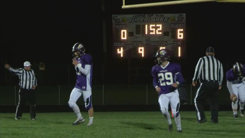10/16 Game of the Week: Houston vs. Grand Meadow