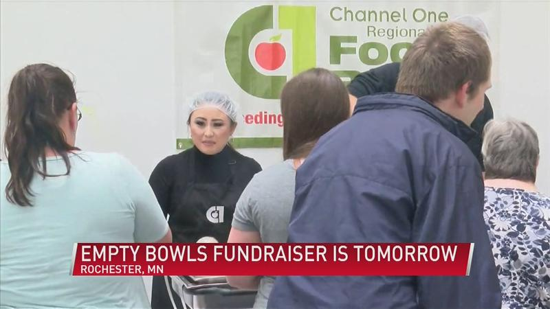 15 years of filling bowls and helping end hunger