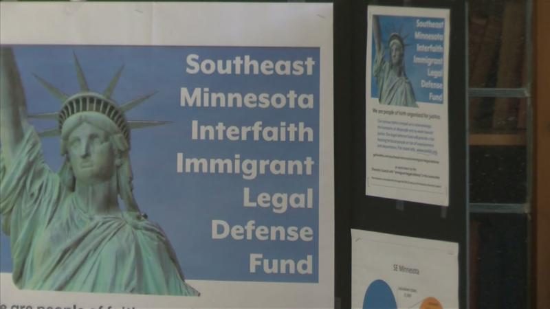 Defense fund helps local ICE detainees