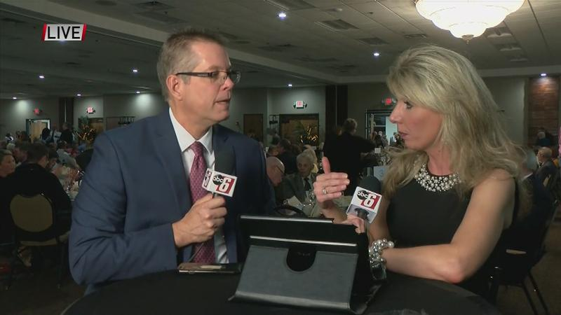 VIDEO: ABC 6 News Tonight at MN Adult & Teen Challenge Gala Pt. 1
